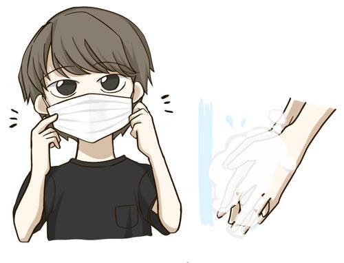 ともさんかく マスク